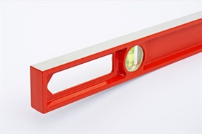 LLI - Aluminium die-cast level, I form