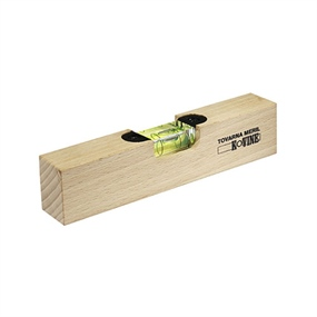 HRL150 - Wooden advertising spirit level