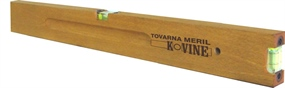 LL Wooden spirit level