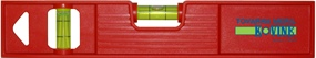 HRL 250 Plastic spirit level TORPEDO